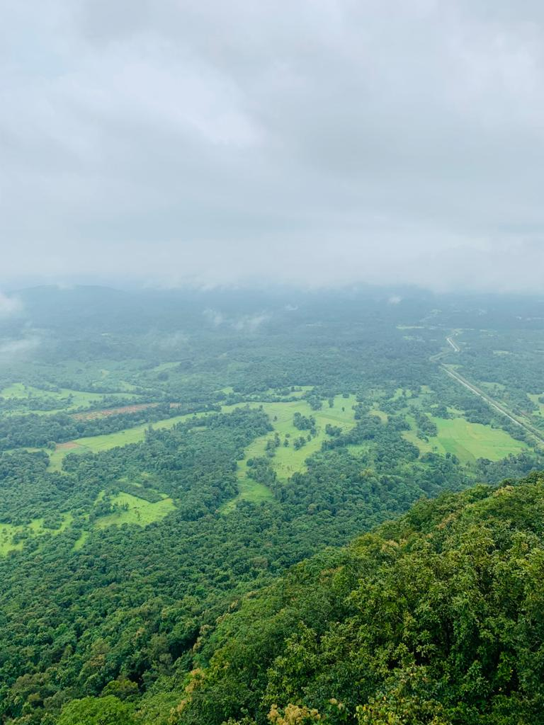 kasainath view from top