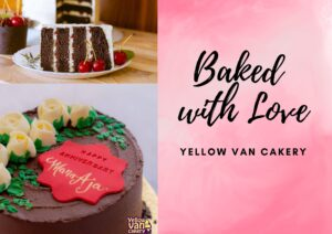 Baked With Love: Yellow Van Cakery